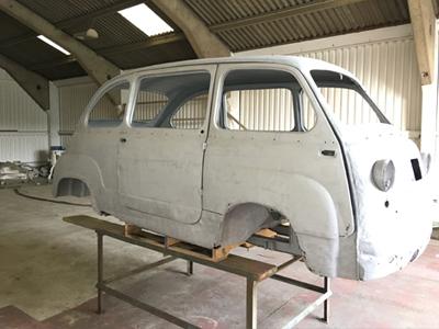 Fiat 600 Multipla – 1965 - After