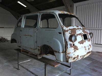 Fiat 600 Multipla – 1965 - Before